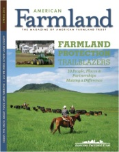 """""""American Farmland"""" magazine"""