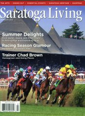 Saratoga Living magazine Summer 2011