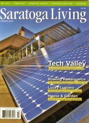 Saratoga Living magazine Spring 2012
